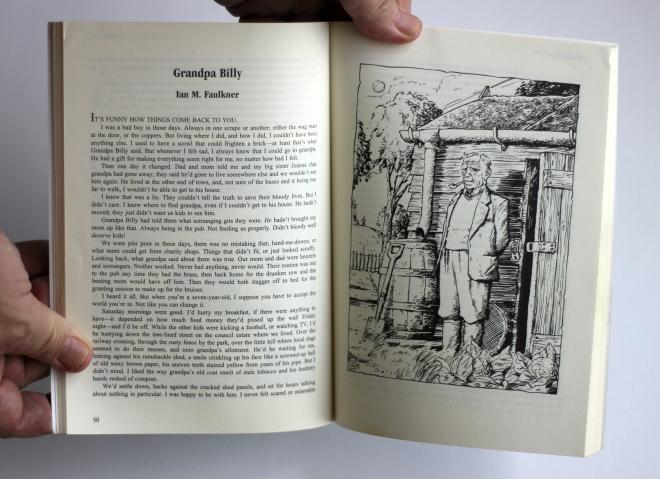 Grandpa Billy by Ian M. Faulkner
